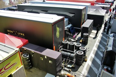 Paddock Circuit de Spa-Francorchamps