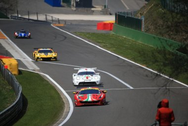 2021 FIA WE 6 Hours of Spa