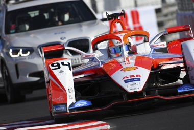Alex Lynn - Mahindra Racing