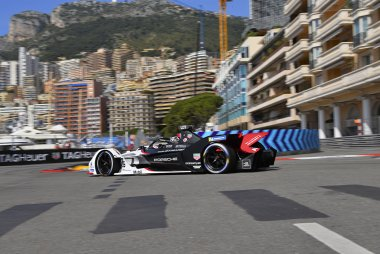 André Lotterer - TAG Heuer Porsche Formula E Team