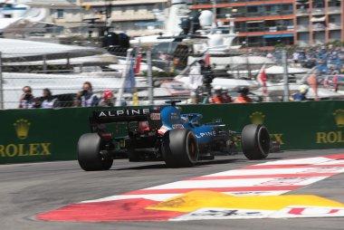 Monaco: Het weekend in beeld gebracht