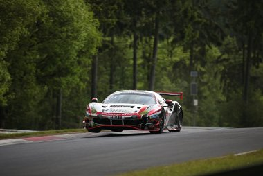 24H Nürburgring: De kwalificaties in beeld gebracht