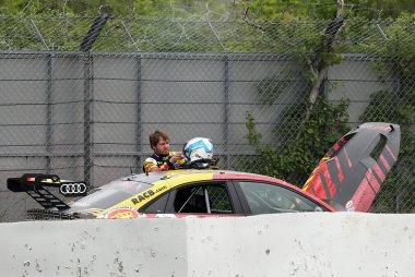 Frédéric Vervisch - Comtoyou Audi RS3 LMS