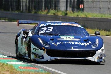 AlphaTauri Racing - Ferrari 488 DTM