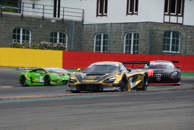 Spa: Het weekend van de GT Open en GT Cup Open