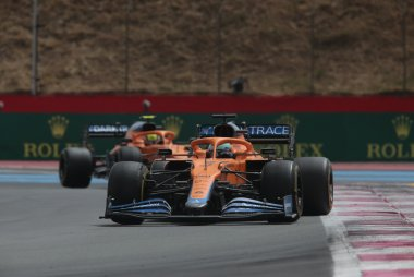 Daniel Ricciardo - McLaren F1 Team