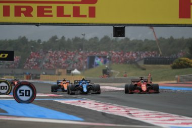 2021 F1 Grote Prijs van Frankrijk