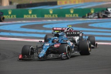 Esteban Ocon - Alpine F1 Team