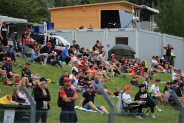 GP Oostenrijk: Het weekend in beeld gebracht
