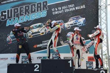 Supercar Madness Zolder: De Supercar Challenge in beeld gebracht