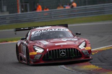 HubAuto Racing - Mercedes-AMG GT3 Evo