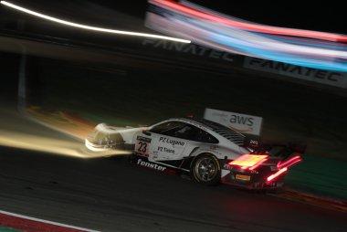 Huber Motorsport - Porsche 911 GT3-R