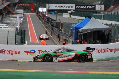 Jota Sport - McLaren 720S GT3