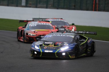 Barwell Motorsport - Lamborhini Huracan GT3 Evo