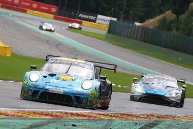 Allied Racing - Porsche 911 GT3-R