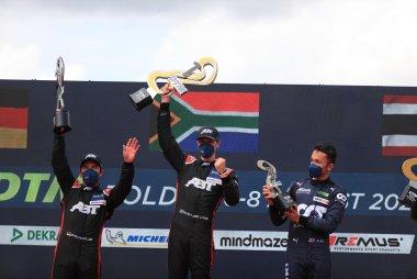 Podium 2021 DTM Zolder Race 1