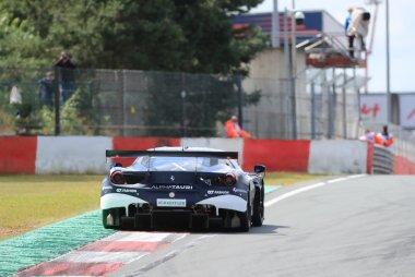 Alex Albon - AlphaTauri AF Corse Ferrari