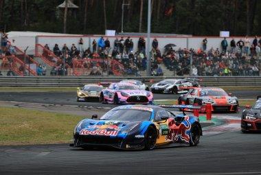 Liam Lawson - Red Bull AF Corse Ferrari