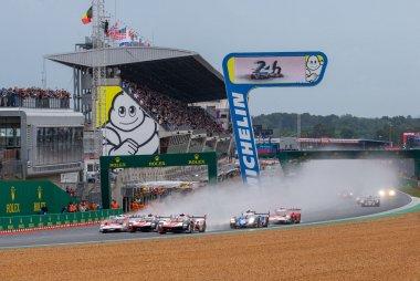 De 89e editie van de 24 uren van Le Mans in beeld gebracht
