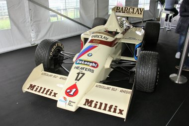 Zolder Historic GP: Sfeerbeelden uit de paddock