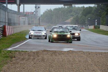 Zolder Historic GP: De Belcar Historic Cup races in beeld gebracht