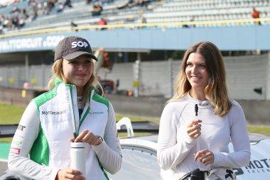 Sophia Flörsch & Esmee Hawkey