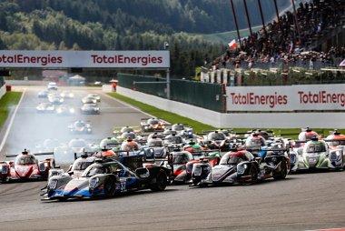 Start 2021 ELMS 4 Hours of Spa