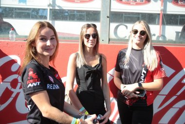 Dames Red Ant Racing