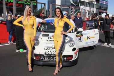 Racing Projects Gridgirls