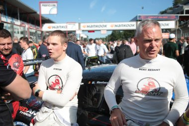 Ayrton en Bert Redant