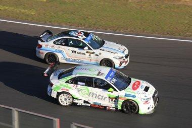 VR Racing by Qvick Motorsport vs QSR Racing - BMW M2 CS Racing vs Audi