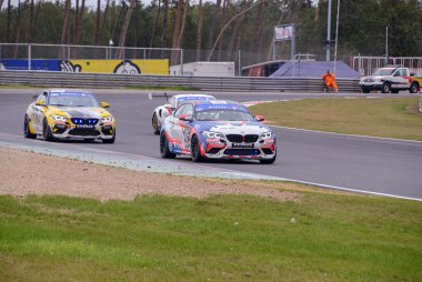 BMS Motorsport - BMW M2 CS Racing