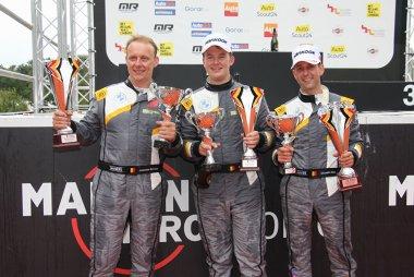 Jochen Stevens, Xavier Stevens & Claude Bal