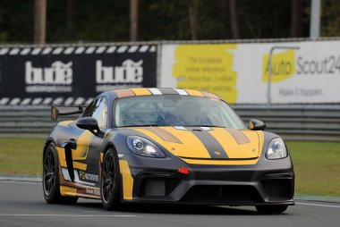 Circuit Zolder, donderdag 7 oktober 2021 – Internationale testdag