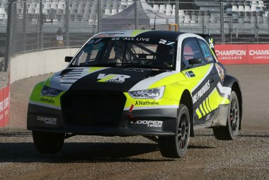 Kobe Pauwels - Audi A1