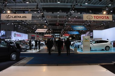 European Motor Show Brussels 2013 (Deel 5)