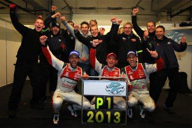 PK Carsport viert de BRCC titel 2013