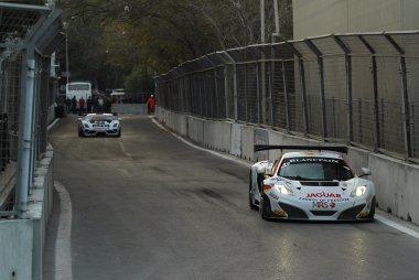 MRS GT Racing - McLaren MP4-12C