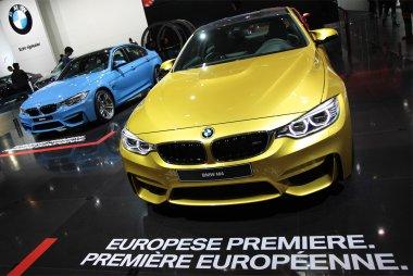 BMW M3 Berline - BMW M4 Coupé
