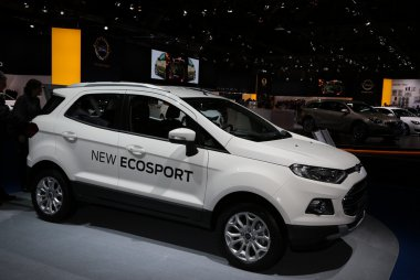 European Motor Show Brussels 2014: De wagens (deel 1)