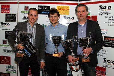 Kampioenenviering PAK Limburg