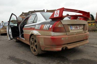 De Rally van Haspengouw in beeld gebracht