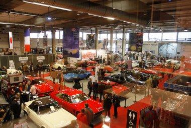 Beelden van het Antwerp Classic Salon 2014