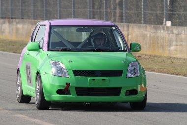 Circuit Zolder, donderdag 13 maart 2014 - Internationale testdag