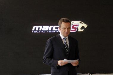 Perspresentatie Marc VDS Racing 2014