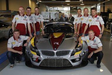 Voorstelling Marc VDS Racing seizoen 2014