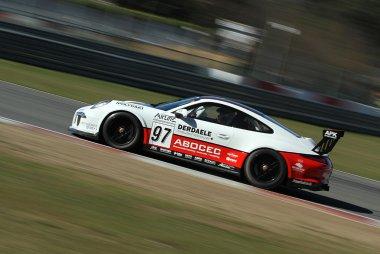Belgium Racing - Porsche 991 Supercup