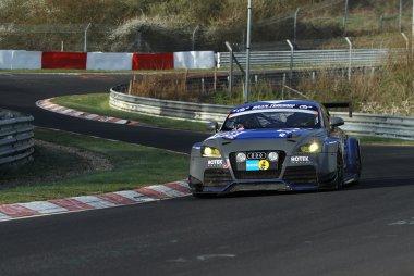 ADAC Qualifying Race 24h Nürburgring in beeld gebracht