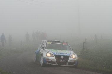 De TAC Rally in Tielt in beeld gebracht