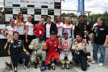 New Race Festival: Beelden van het podium